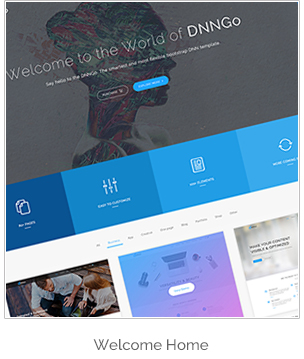 DNG - Responsive HTML5 Template - 3