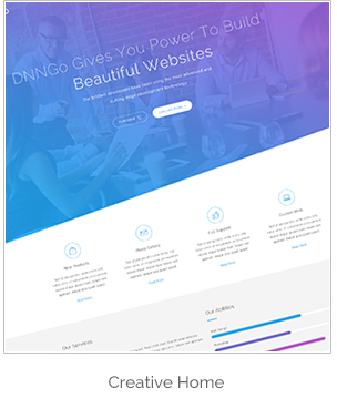 DNG - Responsive HTML5 Template - 12