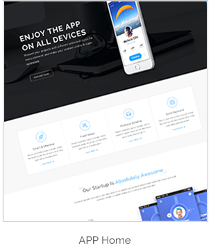 DNG - Responsive HTML5 Template - 15