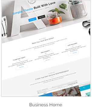 DNG - Responsive HTML5 Template - 19