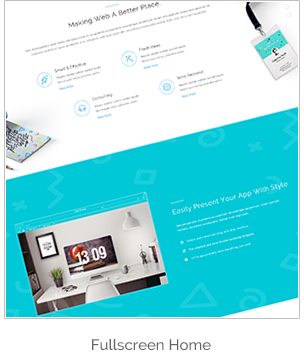 DNG - Responsive HTML5 Template - 21