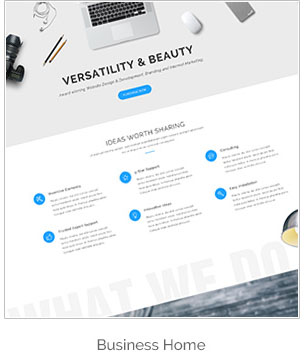 DNG - Responsive HTML5 Template - 5