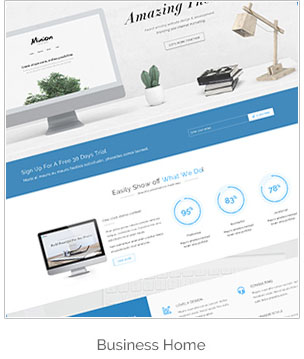 DNG - Responsive HTML5 Template - 9