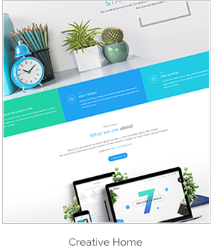 DNG - Responsive HTML5 Template - 10